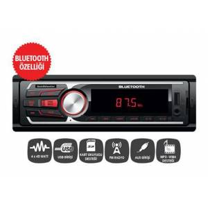 GOLDMASTER SD-2118 BLUETOOTH USB OTO RADYO