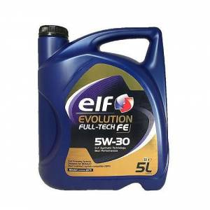 ELF EVOLUTİON FULL-TECH FE 5W30 5 LİTRE