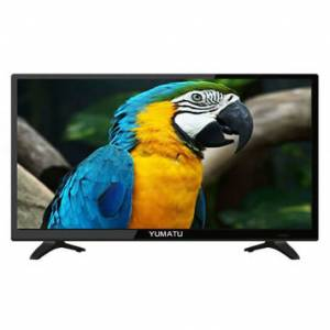 YUMATU 24 INC 60 EKRAN FULL HD DAHİLİ UYDU ALICILI SLİM LED TV  SABİT ASKI APARATI