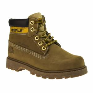 Caterpillar Colorado Zip Waterproof Sarı Çocuk Bot
