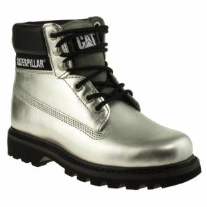 Caterpillar Colorado Gümüş Unisex Bot