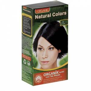 Natural Color Organik Saç Boyası