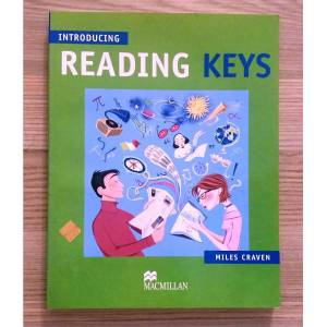 Introducing Reading Keys - By Miles CRAVEN