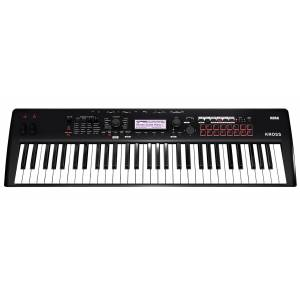 Korg KROSS 2 61-Key Synthesizer Workstation Workstation