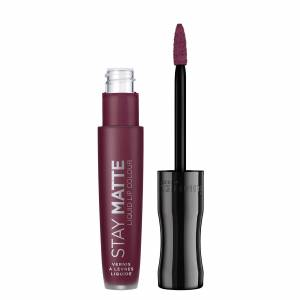 Rimmel London Stay Matte Liquid Lipstick Midnight