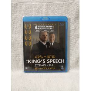 The Kings Speech - Zoraki Kral Bluray