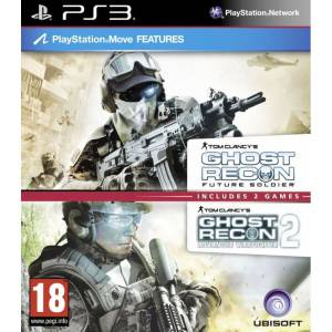 Orjinal Sıfır Tom Clancys Ghost Recon Future SoldıerGhost Recon 2 Ps3 Oyun