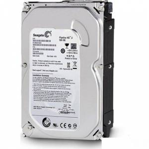 Seagate ST3500414CS 3.5 500GB 5900RPM Sata2 HDD