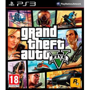 Güvenlik Etiketli Orjinal Ps3 Oyun GTA V GTA5 GTA 5 Playstation 3 Grand Theft Auto Five