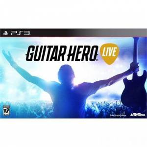 Guitar Hero Live PS3