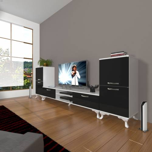 DECORAKTİV EKO ON2 MDF DVD RUSTİK TV ÜNİTESİ TV SEHPASI TV UNİTESİ 18682109202692 395709858