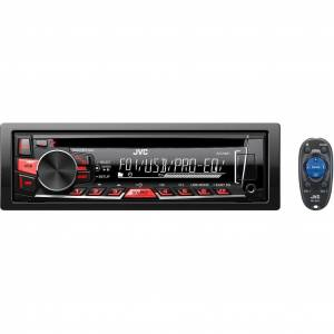 JVC KD-R461 ANDROİD USB-CD-MP3-AUX Oto Teyp
