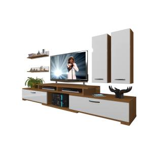 DECORAKTİV FLEX 5D130 SLM TV ÜNİTESİ 2 RAF 8682109203395