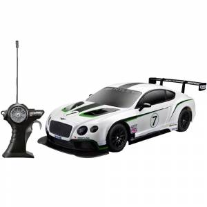 Maisto Tech Bentley Continental GT3 124 Uzaktan Kumandalı Araba