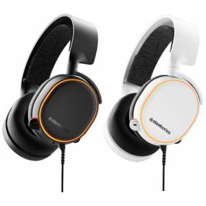 SteelSeries Arctis 5 2019 Edition RGB 7.1 Surround Gaming Oyun Kulaklık DTS HeadphoneX -PC ve PS4