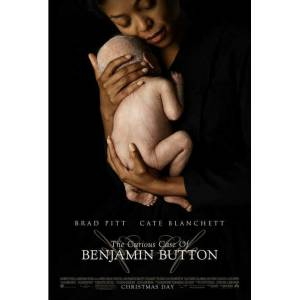 The Curious Case of Benjamin Button 2008 MİNİ AFİŞ-POSTER 21 cm x 297 cm 2B3V4U5T