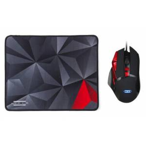 HIPER HELL BREAKER X10 Prfesyone GAMING MOUSEMOUSE PAD SET 9TUŞLU MAKROLU OYUNCU MOUSE GAMİNG MOUSE