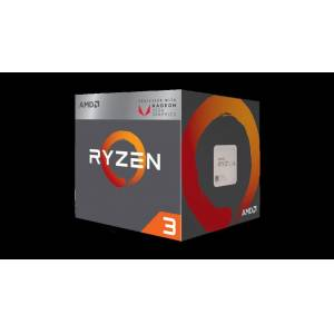 AMD RYZEN 3 2200G 3.5GHz 4MB AM4 65W VEGA8