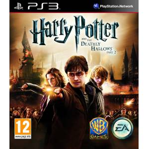 HARRY POTTER AND THE DEATHLY HALLOWS PART 2 PS3
