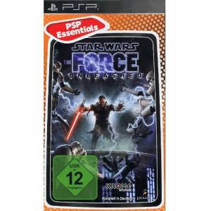 Starwars The Force Unleashed Star Wars Sony Psp Oyun