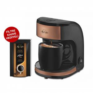 Goldmaster MC-100 MYCOFFEE Filtre Kahve Makinesi