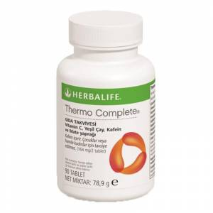 Herbalife Thermo Complete 90 Tablet FIRSAT ÜRÜNÜ