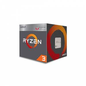 AMD Ryzen 3 2200G 3.7GHz AM4 4C4T YD2200C5FBBOX