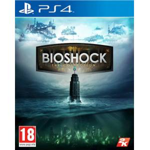 PS4 BIOSHOCK THE COLLECTION STOKTAN AYNI GÜN KARGO