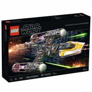 LEGO Orjinal Exclusive Star Wars UCS Ultimate Collector Set Y-Wing Starfighter 75181 - 1967 Parça