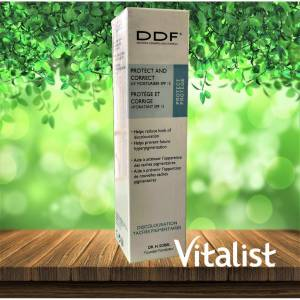 DDF Protect And Correct Moisturizer With Sunscreen SPF 15 48 Gr