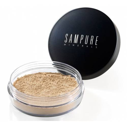 Sampure Minerals Instant Glow Mineral Loose Setting Powder -