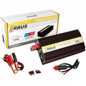 ORBUS CAR-600  600-1200 Watt  12V inverter