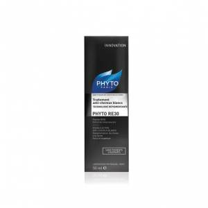Phyto Re30 Anti-White Hair Treatment 50ml - İlk Beyaz Saç Karşıt puan kuponu vardır