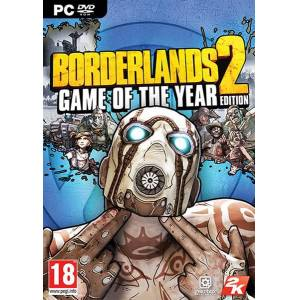 PC BORDERLANDS 2 GAME OF THE YEAR EDITION