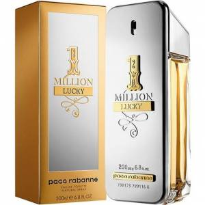 Paco Rabanne 1 Million Lucky Edt 200 ML Erkek Parfümü