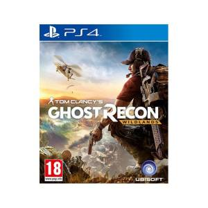 Aral Tom Clancy S Ghost Recon Wildlands PS4 Oyun