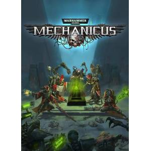 Warhammer 40000 Mechanicus Steam CD KEY - Hemen Teslim