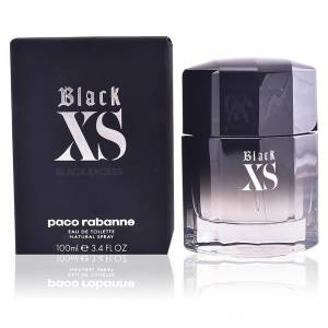 paco rabanne black xs 100 ml edt