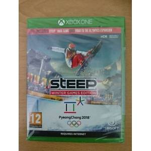 STEEP XBOX ONE SIFIR