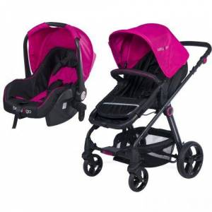 Baby2Go 6036 Dolce Travel Puset - Pembe
