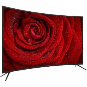 Axen AX55CRE88 55 İnç 140 Ekran Uydu 4K Ultra HD Smart CURVED TV