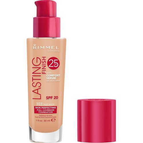 RIMMEL LONDON Lasting Finish 25 Hour Fondöten True Nude 303 401164348
