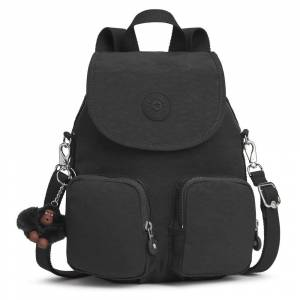Kipling Firefly Up Basic Sırt Çantası True Black K12887-J99