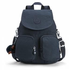 Kipling Firefly Up Basic Sırt Çantası True Navy K12887-H66