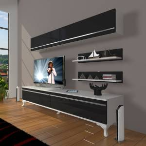 DECORAKTİV EKO 5 MDF STD RUSTİK TV ÜNİTESİ TV SEHPASI 8682109200837