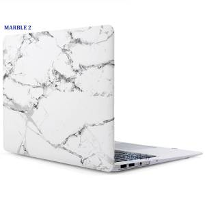 Apple MacBook Retina A1502 A1425 13 13.3 Kılıf Sert Kapak Koruma Marble Hard Incase Rubberized Mer