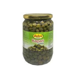 Dolco Gold Kapari Capers 9-11 mm 720 Ml