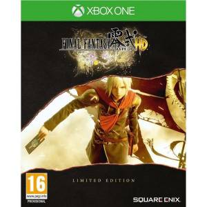 FINAL FANTASY TYPE 0 HD STEELBOOK LIMITED EDT XBOX ONE