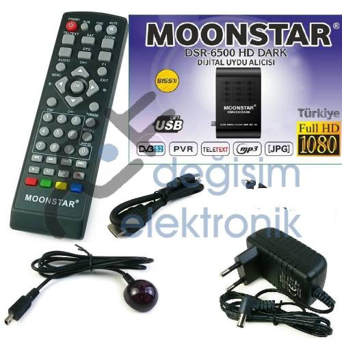 Lg Led Tvye Uygun Mini Hd Uydu Cihazı Moonstar 403217253
