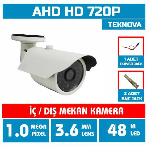 2 MP SONY LENS AHD 720P 1MP 48 LED AHD GÜVENLİK KAMERASI -1604T-BNC JACK ve POWER JACK HEDİYE.-30D26 403231168